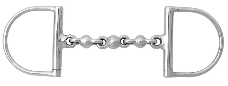 <b><i>Korsteel Snaffle Waterford Dee</i></b>