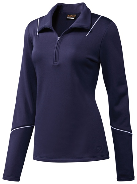 <b><i>Ariat Eco Quarter Zip Pullover for women</i></b>
