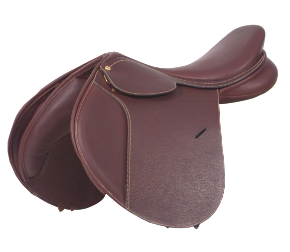 <b><i> Collegiate Convertible Diploma Close Contact Saddle</i></