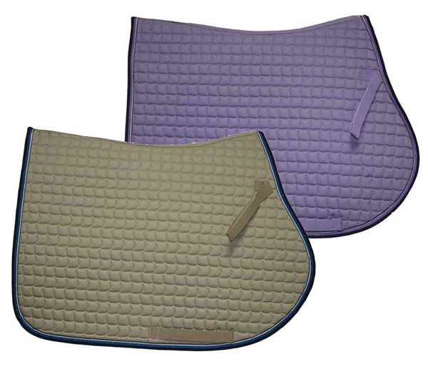 <b><i> Eskadron Close Contact Cotton Saddle Pads</i></b>