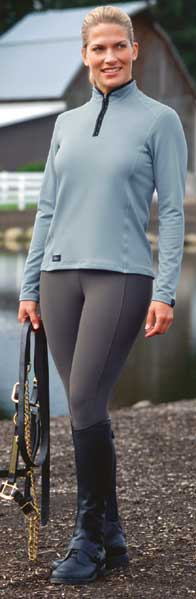 <b><i>Irideon Cadence Low Rise Riding Breech XL</i></b>
