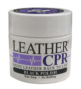 <b><i> Leather CPR Black Boot and Shoe Polish </i></b>