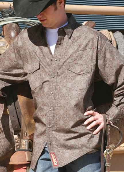 Cinch Western Snap Shirts for Men