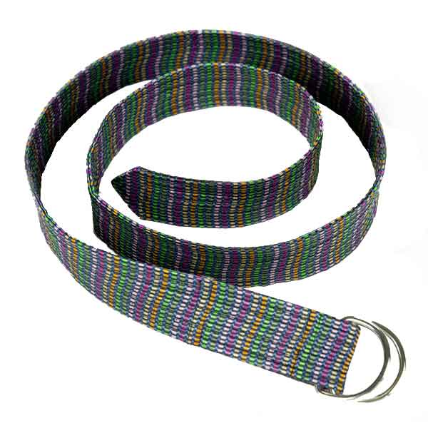 <b><i>RJ Classics Ladies Prestige Rainbow Belt L</i></b