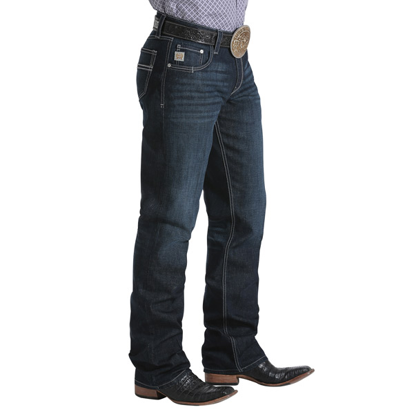 Cinch Carter 2 4 Dark Stonewash Jean