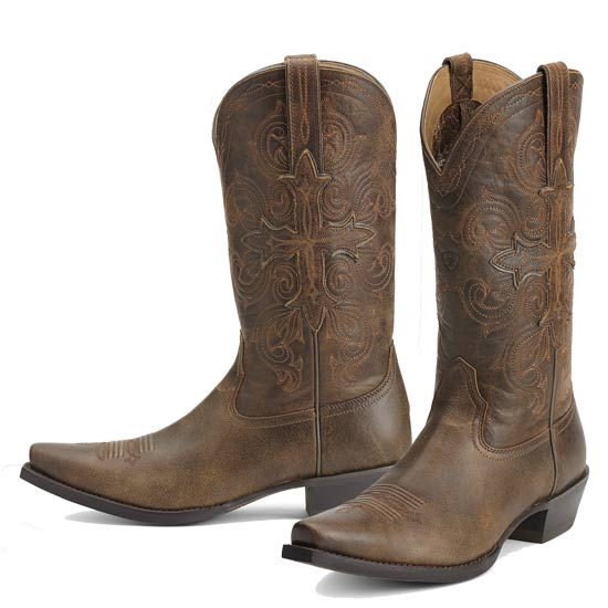Ariat Cowboy Boots Men