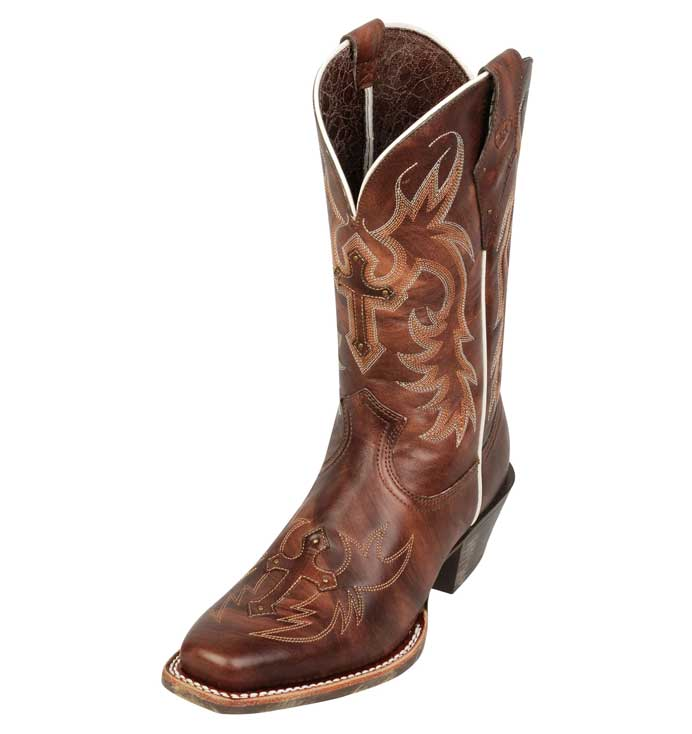 Excellent Ariat Womens Legend Spirit Western Boots