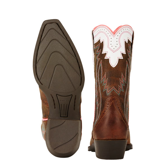 Ariat Childrens Calamity Cowgirl Boots