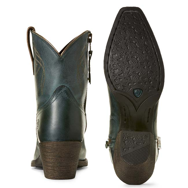 ac152e6a4fe Ariat Lovely Short Fashion Western Boot Green