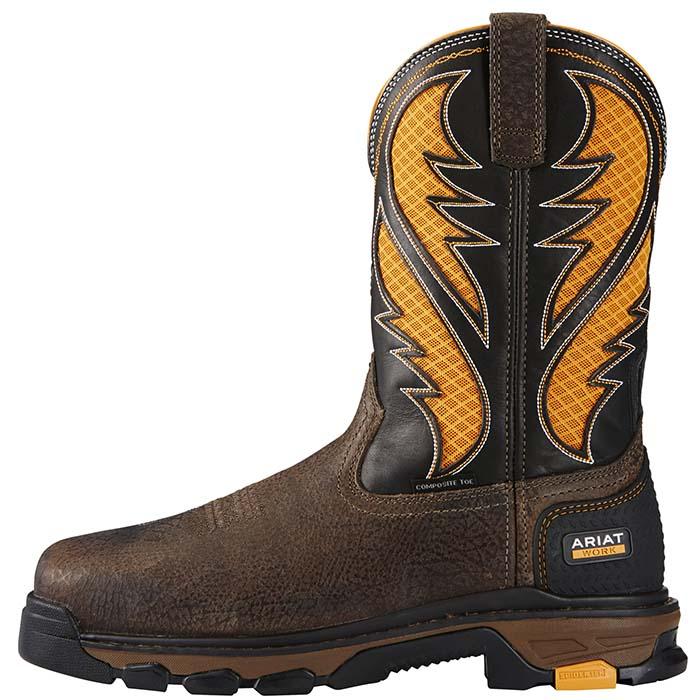 Ariat Intrepid VentTek Work Boots for Men