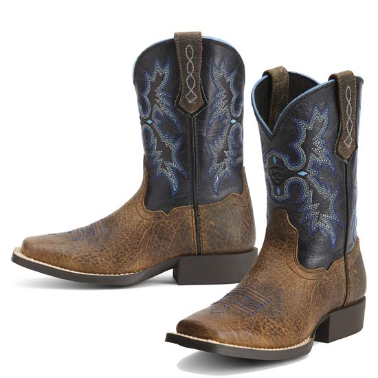 Ariat Tombstone Western Boot for Kids