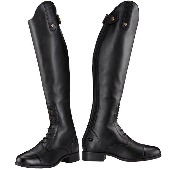 1e2d2bed0a0 Ariat Heritage Contour II Zip Field Boot for Women
