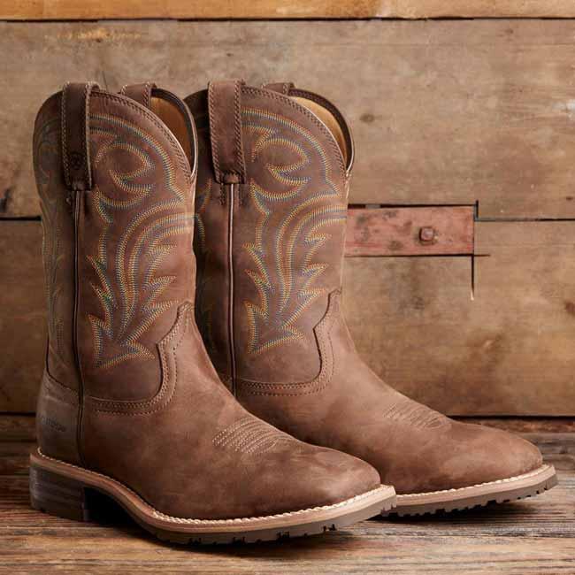 ea601032a6c Ariat Men's Hybrid Rancher H2O Western Boot