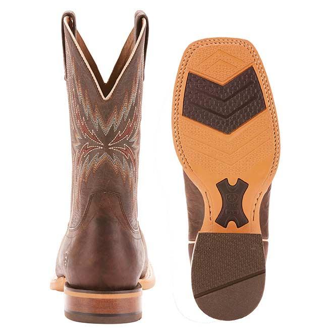 43597991a1d Ariat Mens Arena Rebound Western Boots in Dark Desert