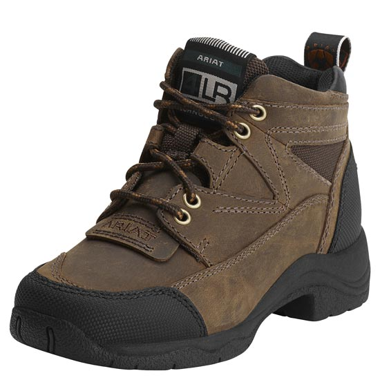 Kitchen and bathroom fitting courses - Ariat Youth Terrain Distressed Brown Boots