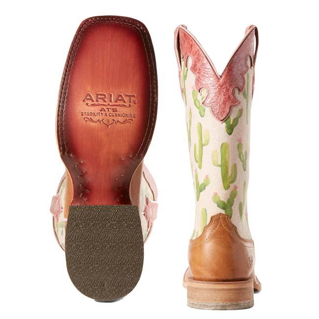 ad4ef46888d Ariat Fonda Wide Square Toe Boots