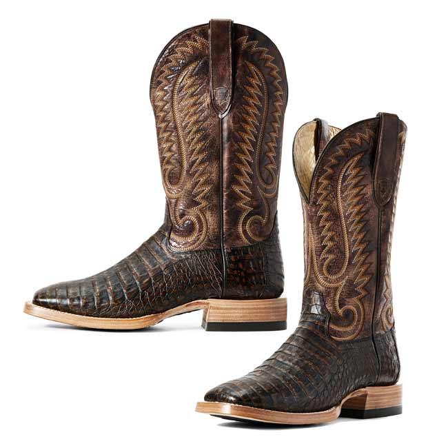 ariat caiman boots cheap online