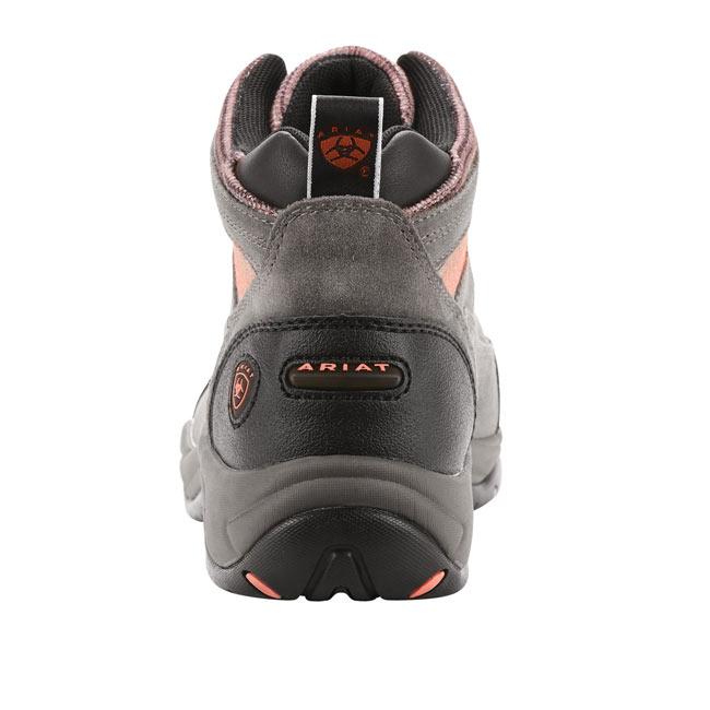 Dusk Grey: Ariat Womens Terrain Boots In Grey/Serape Dusk