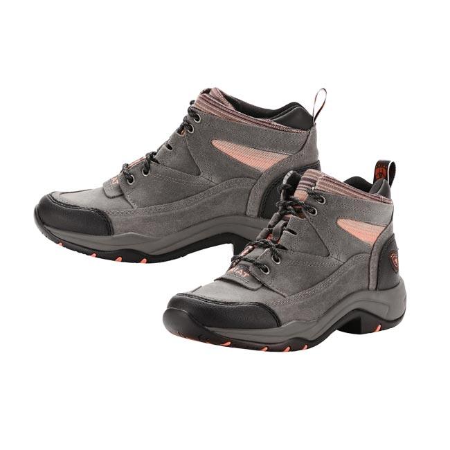 860562c3f1e Ariat Womens Terrain Boots in Grey/Serape Dusk