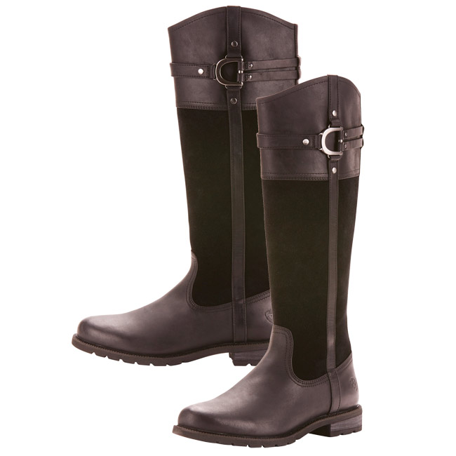 reasonable price new list 2019 discount sale Ariat Black Loxley H2O Womens Boots