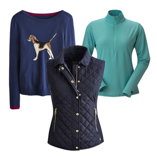 Ladies Casual Equestrian Clothes