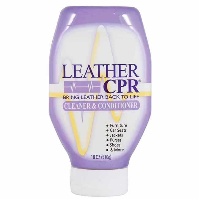 Leather Cpr Cleaner And Conditioner Squeeze Bottle