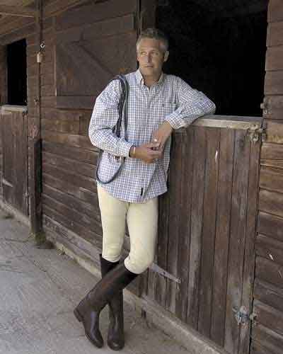 Men's English Riding Clothes