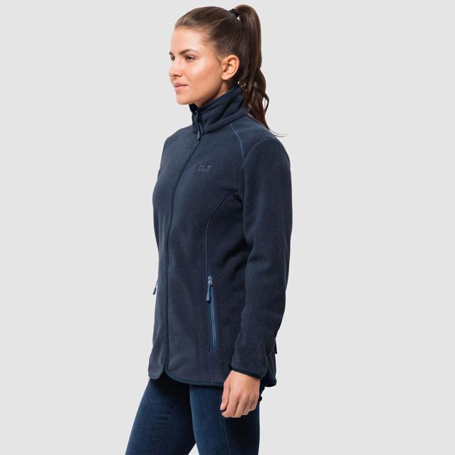 70a2d6e18d Jack Wolfskin Ladies Moonshine Altis Fleece Jacket