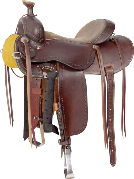 Cashel Outfitter Working Saddle