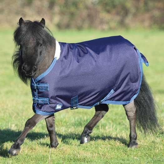 Shires Mini Highlander 200g Turnout Blanket