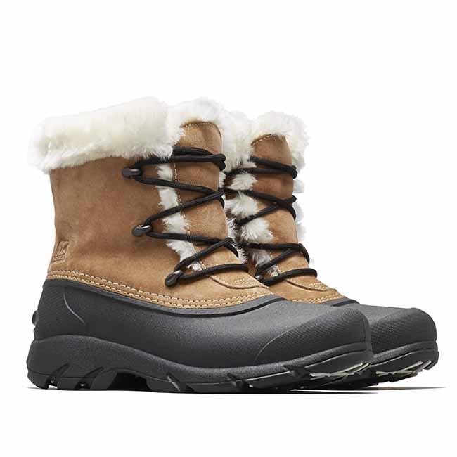 b486b76b7a341 Sorel Snow Angel Lace Winter Boots.