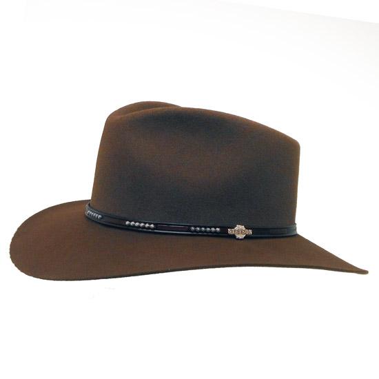 a3b657dc7dbd1 Stetson Llano Acorn Western Hat