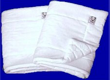 Wilkers Combo Quilted Leg Wraps