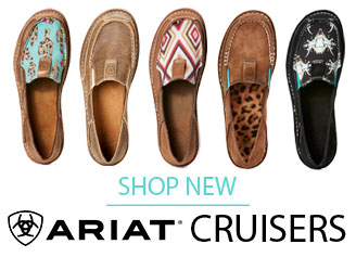Ariat Cruiser Shoes, Ariat Boat shoes, Ariat castaway