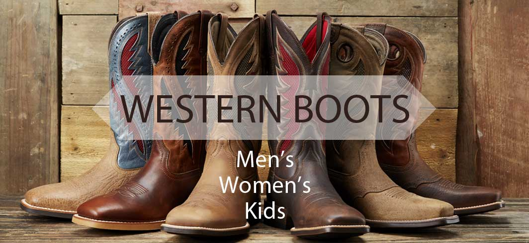 Western boots Cowboy boots