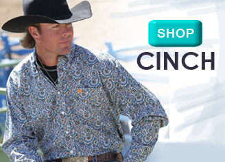 Shop NEW Cinch shirts and Cinch jeans