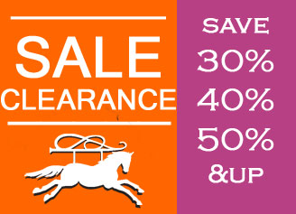 Clearance and super sale prices on Ariat, Cinch Jeans, Kerrits,