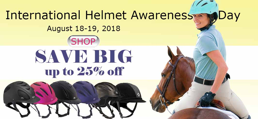International Helmet Day 2018 SALE