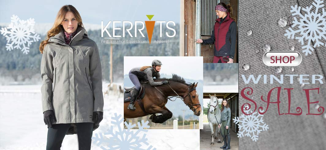 Best prices on Kerrits riding tights, shirts and more