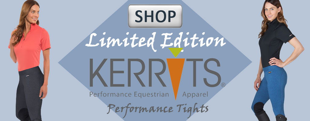 Kerrits Riding Tights Limited Edition women's and kids
