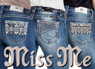 Shop great selection of Miss Me Jeans