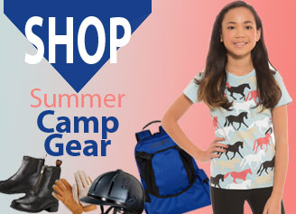 Shop Horse Pony Camp Summer Gear