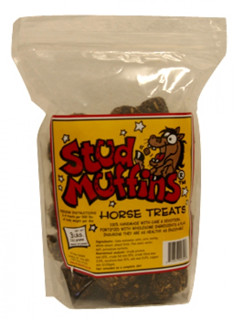 Stud Muffins Horse Treats 45 oz.