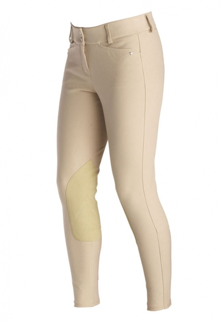 Ariat Ladies Heritage Low Rise Euro Seat Breeches