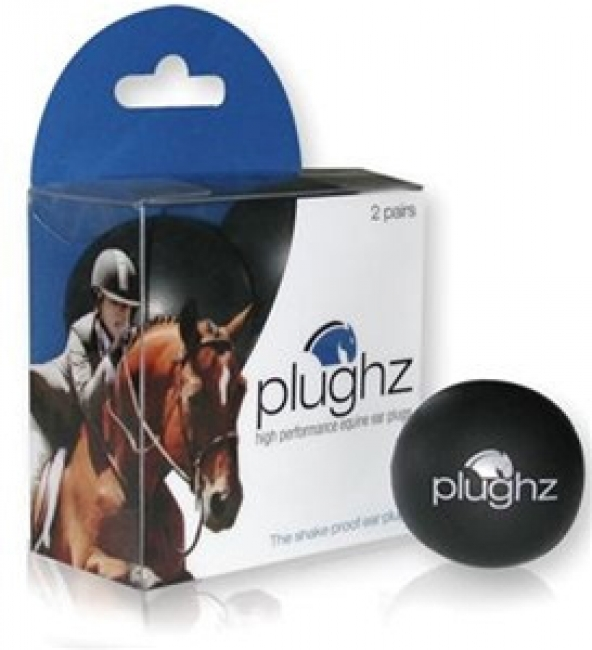 Plughz Equine Ear Plugs 2 pair