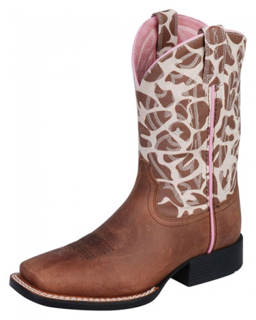 Ariat Quickdraw Kids Western Boots