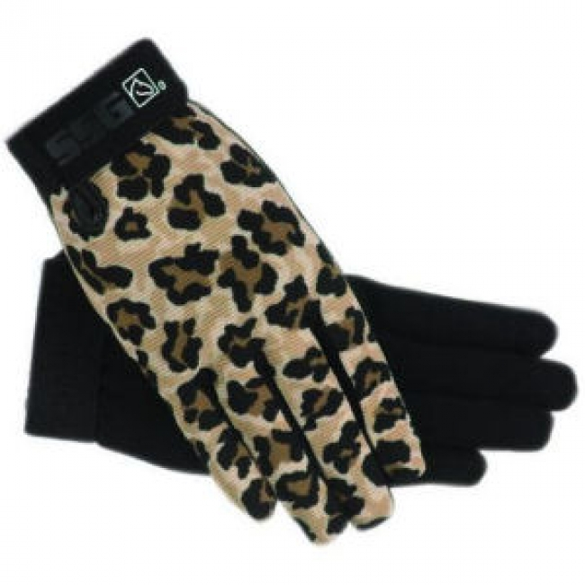 Ssg All Weather Glove In Leopard