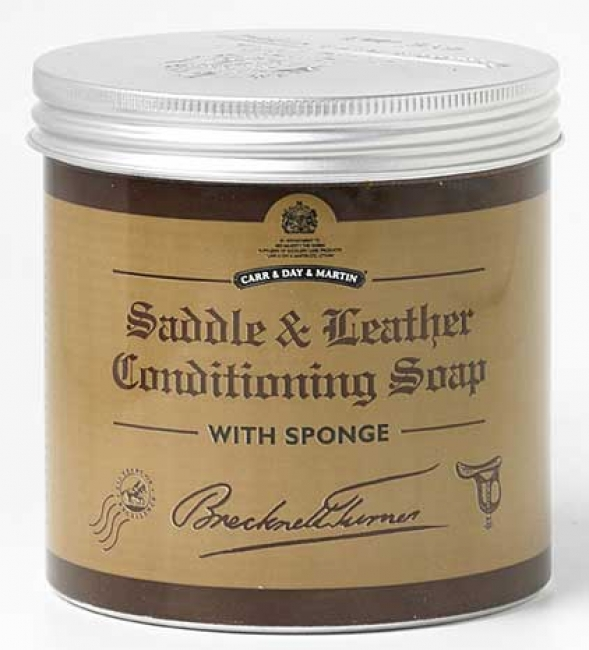 Brecknell Turner Saddle Soap and Conditioner