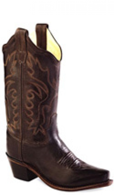 Western Snip Toe Boot for Children 2