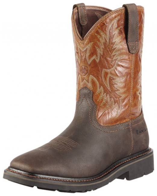21e7a0ac3e8 Ariat Sierra Wide Square Toe Work Boot